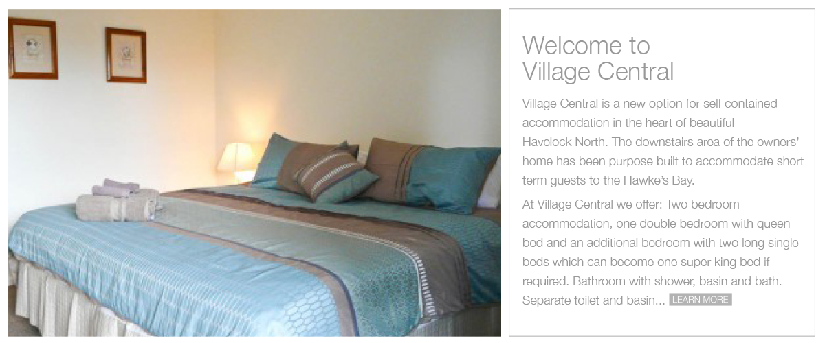 Welcome to Village Central